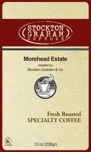 Stockton Graham Coffees With Logo