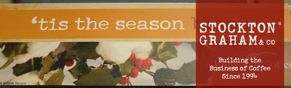 Stockton Graham and Co. Seasonal POS